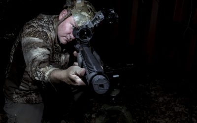 Review: Pulsar XP50 Trail thermal weapon sight.