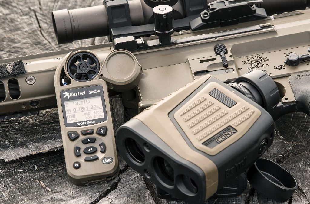 Review: Bushnell Elite 1 Mile CONX Long Distance Ranging System with Kestrel combo